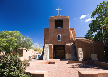 """Churches of Enchantment"" Tours"