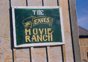 Dinner, Dancing & a Live Shootout at a Western Movie Ranch